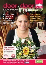 Summer 2012 - Broadland Housing Association