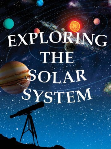 Exploring the Solar System - Rourke Publishing eBook Delivery ...