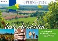 beste Aussichten... - Gemeinde Sternenfels