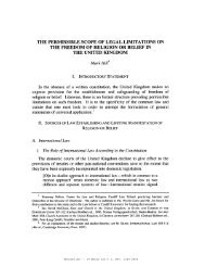 HeinOnline -- 19 Emory Int'l L. Rev. 1129 2005