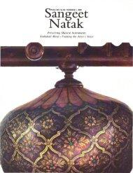 Sv~rfi'geet - Sangeet Natak Akademi