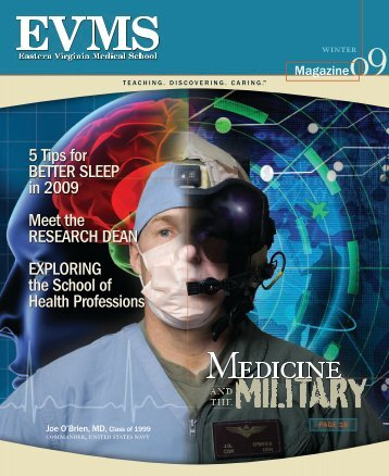 Magazine - Eastern Virginia Medical School