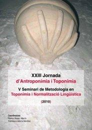 Versió per imprimir - Servei Lingüístic - Universitat de les Illes Balears