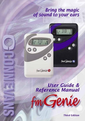 fmGenie user guide & reference manual - third edition