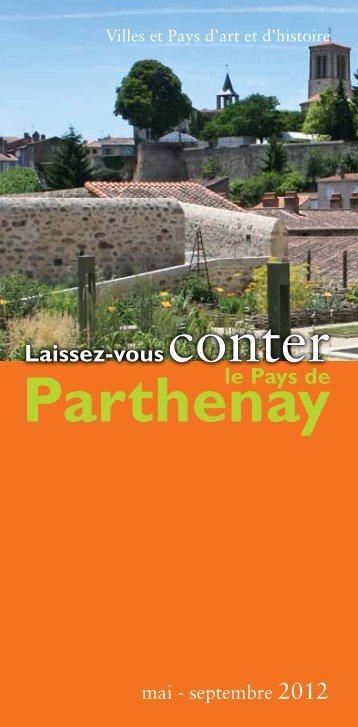 Parthenay - Villes et Pays d'art et d'histoire