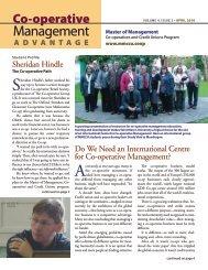 Volume 4, Issue 3, April 2010 - Saint Mary's University