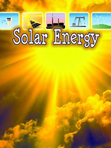 Solar Energy - Rourke Publishing eBook Delivery System