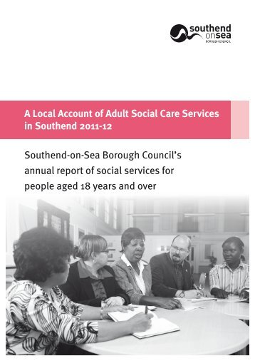 A Local Account of Adult Social Care Services in ... - Open Objects