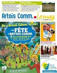 Le Mag septembre 2010 - Artois Comm.