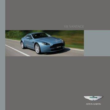 V8 VANTAGE - Aston Martin Newport Beach