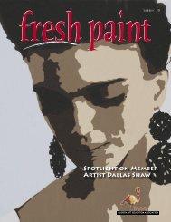 Spotlight on Member Artist Dallas Shaw - Florida Art Education ...