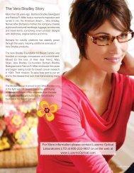 The Vera Bradley Story - Luzerne Optical Laboratories