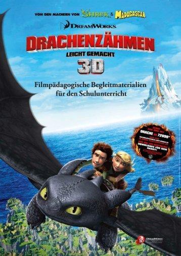 Filmpädagogische Begleitmaterialien für den Schulunterricht