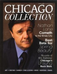 Spring 2012 - Chicago Collection Magazine - Simeone Deary ...
