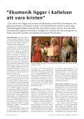 tema: styrKA och värdighet - Sveriges Ekumeniska kvinnoråd - Page 4