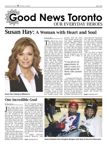 April 2008 - Good News Toronto