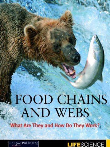 Food chains and webs - Rourke Publishing eBook Delivery System