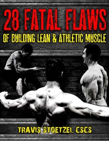 solution - 28 Day Athletic Muscle Formula