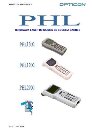 PHL 1300 / 1700 / 2700 - Solumag