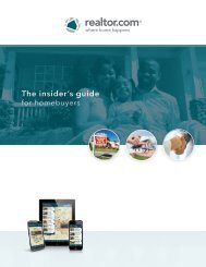 The insider's guide - Real Estate Marketing and Advertising for ...