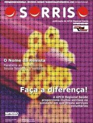Revista 8 - APCD da Saúde