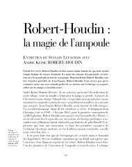 Robert-Houdin :