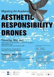 Aesthetic-Responsibility-Drones-en [PDF] - Migrating Art Academies