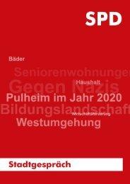 Stadtgespräch 2011 - SPD-Sinnersdorf