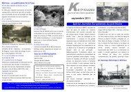 N° spécial Journées du patrimoine : septembre 2011 - Wiki-Brest