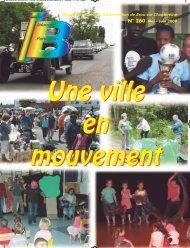 Magazine municipal d'information de Brou sur Chantereine