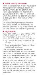 Rent Arrears - Broadland Housing Association - Page 3