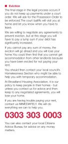 Rent Arrears - Broadland Housing Association - Page 4