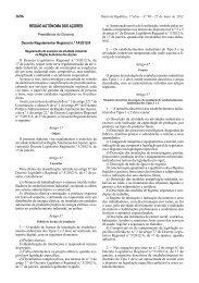 Decreto Regulamentar Regional n.º 14/2012/A - Diário da ...