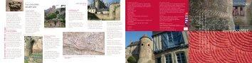 L'enceinte romaine » du Mans - Villes et Pays d'art et d'histoire