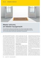 P - MBA, Supply Chain Management, SCM, ETH Zurich