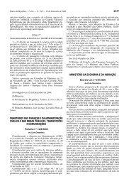 publicação - Caixa Geral de Depósitos