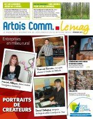 un plan de mise en accessibilité bientôt disponible - Artois Comm.