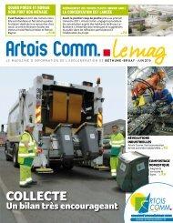 Le Mag juin 2010 - Artois Comm.