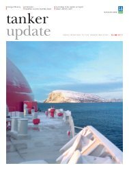 update NewS from dNv to the tANker INduStry No 02 2011 - Hays