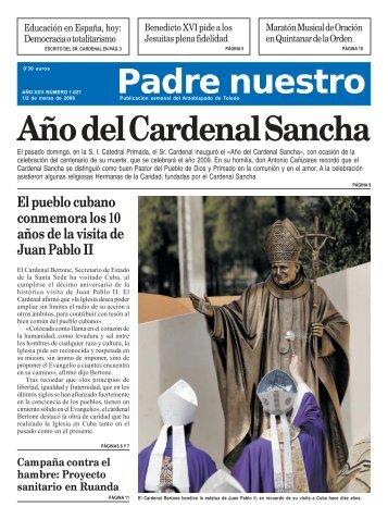 Año del Cardenal Sancha