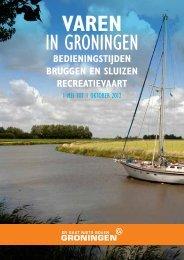 Varen in Groningen 2012.pdf - ANWB Watersport