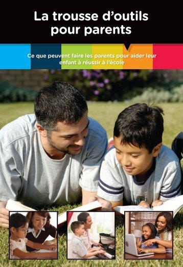 La trousse d'outils pour parents - CODE