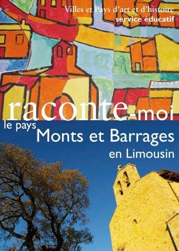 """Télécharger le programme """"raconte-moi le pays Monts et Barrages"""""""