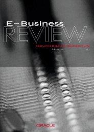 E-Business - 日本オラクル