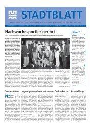 Ausgabe 21 vom 20. Mai 2009 - Stadt Heidelberg