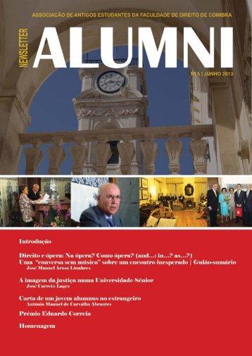 Número 5 | 2013 - Fduc - Universidade de Coimbra