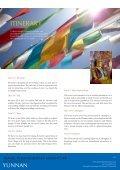Checkout the new Yunnan Brochure - Ewen Bell - Page 2