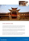Checkout the new Yunnan Brochure - Ewen Bell - Page 3