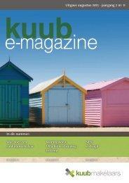 Kuub e-magazine #11 augustus