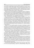 Sprawozdanie z konferencji naukowej: Działalność polskich posłów ... - Page 6